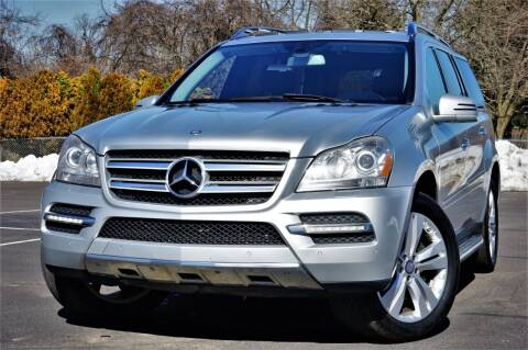 2012 Mercedes-Benz GL-Class for sale at Speedy Automotive in Philadelphia PA