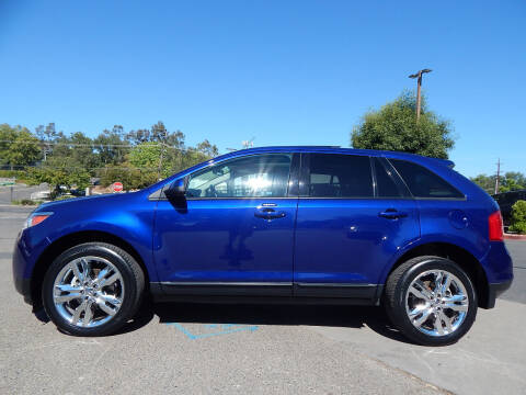 2013 Ford Edge for sale at Direct Auto Outlet LLC in Fair Oaks CA