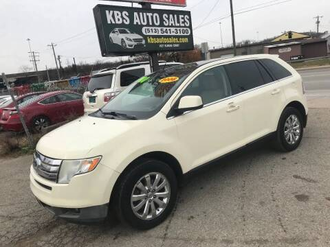 2008 Ford Edge for sale at KBS Auto Sales in Cincinnati OH
