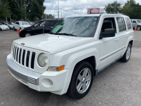 2010 Jeep Patriot for sale at Atlantic Auto Sales in Garner NC