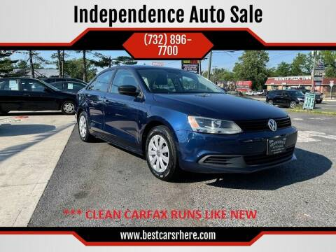 2014 Volkswagen Jetta for sale at Independence Auto Sale in Bordentown NJ