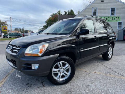 2006 Kia Sportage for sale at J's Auto Exchange in Derry NH