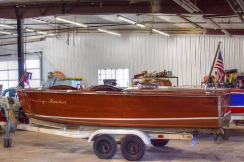 1953 Chris-Craft Rocket