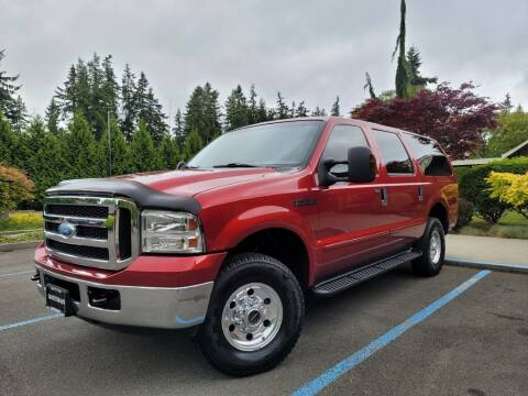 2005 Ford Excursion for sale at Silver Star Auto in Lynnwood WA