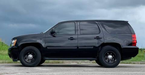 2013 Chevrolet Tahoe for sale at Palmer Auto Sales in Rosenberg TX