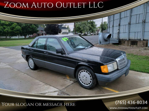 1989 Mercedes-Benz E-Class for sale at Zoom Auto Outlet LLC in Thorntown IN