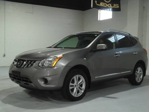 2012 Nissan Rogue for sale at Ohio Motor Cars in Parma OH