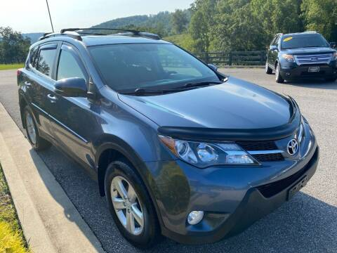 2013 Toyota RAV4 for sale at Car City Automotive in Louisa KY