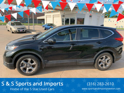 2018 Honda CR-V for sale at S & S Sports and Imports in Newton KS