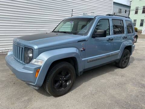 2012 Jeep Liberty for sale at Amherst Street Auto in Manchester NH