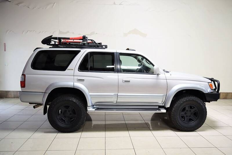 1999 Toyota 4Runner 4dr Limited 4WD SUV - Houston TX