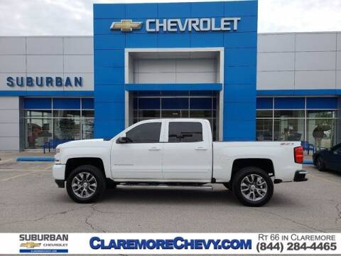2017 Chevrolet Silverado 1500 for sale at Suburban Chevrolet in Claremore OK
