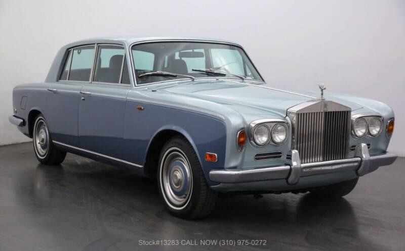 1973 Rolls-Royce Silver Shadow for sale in Los Angeles, CA