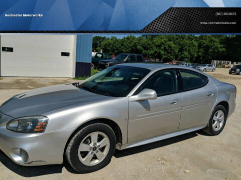 2006 Pontiac Grand Prix for sale at Rochester Motorworks in Rochester MN