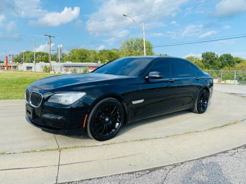 2013 BMW 7 Series for sale at Xtreme Auto Mart LLC in Kansas City MO