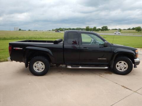 2005 GMC Canyon for sale at All Terrain Sales in Eugene MO