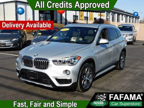 2017 BMW X1 for sale at FAFAMA AUTO SALES Inc in Milford MA