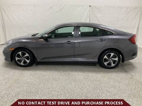 2019 Honda Civic for sale at Brothers Auto Sales in Sioux Falls SD
