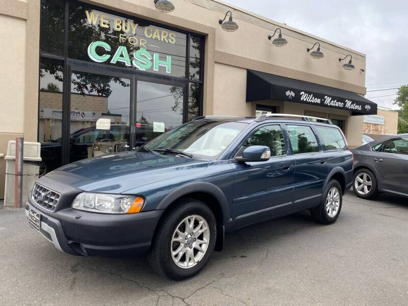 2007 Volvo XC70 for sale at Wilson-Maturo Motors in New Haven CT