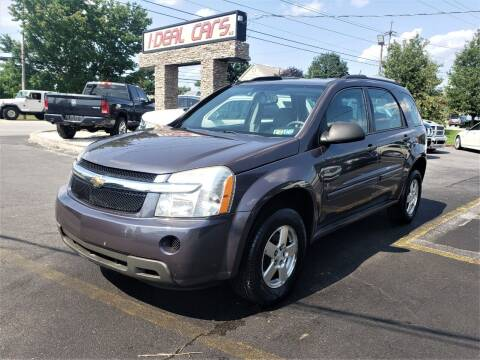 2008 Chevrolet Equinox for sale at I-DEAL CARS in Camp Hill PA