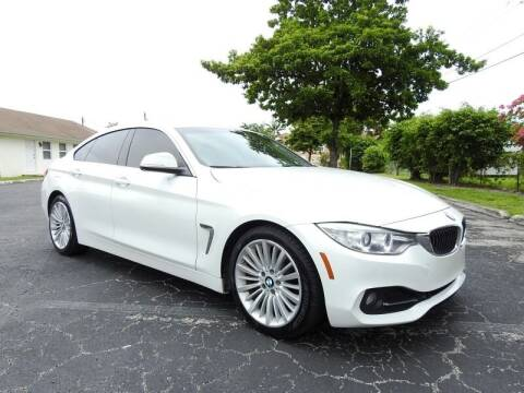 2015 BMW 4 Series for sale at SUPER DEAL MOTORS 441 in Hollywood FL