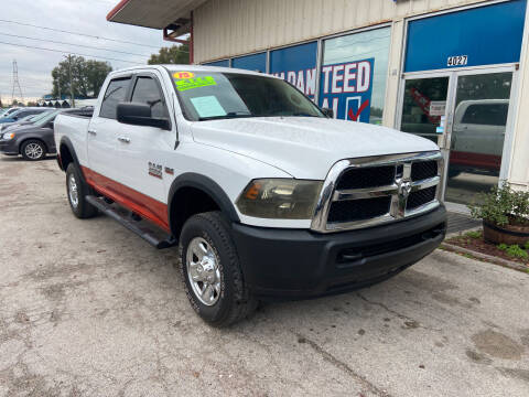 2015 RAM Ram Pickup 2500 for sale at Lee Auto Group Tampa in Tampa FL