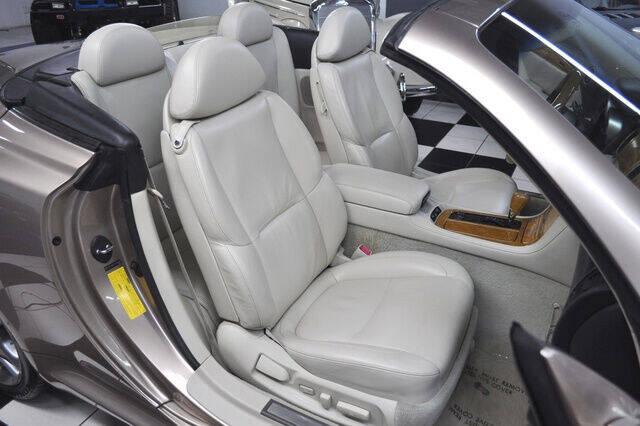 2005 Lexus SC 430 2dr Convertible - Pompano Beach FL