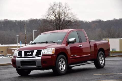 2005 Nissan Titan for sale at T CAR CARE INC in Philadelphia PA