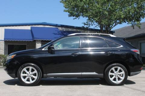 2011 Lexus RX 350 for sale at Continental Auto Group in Jacksonville FL