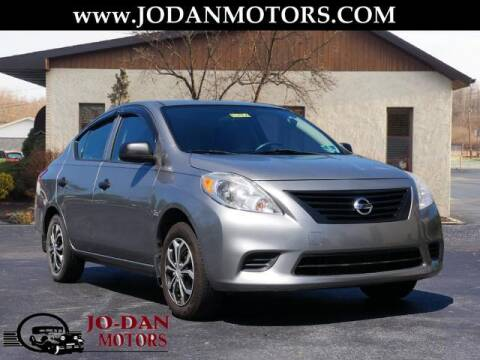 2012 Nissan Versa for sale at Jo-Dan Motors - Buick GMC in Moosic PA