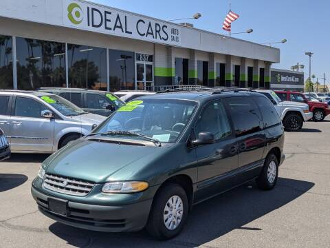 2000 Plymouth Voyager for sale at Ideal Cars in Mesa AZ