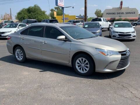 2016 Toyota Camry for sale at Brown & Brown Wholesale in Mesa AZ