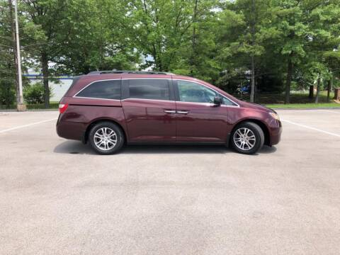 2012 Honda Odyssey for sale at St. Louis Used Cars in Ellisville MO
