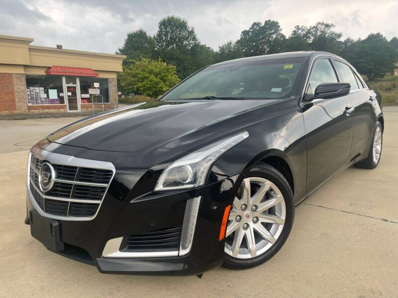2014 Cadillac CTS for sale at Gwinnett Luxury Motors in Buford GA