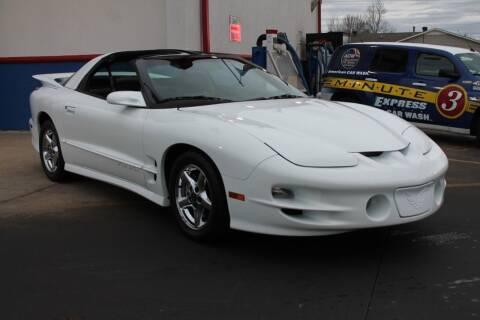 2000 Pontiac Firebird for sale at KEEN AUTOMOTIVE in Clarksville TN
