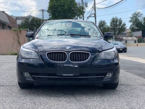 2008 BMW 5 Series for sale at Innovative Auto Group in Hasbrouck Heights NJ