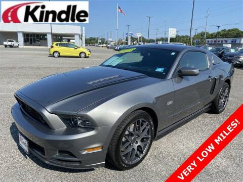 2014 Ford Mustang for sale at Kindle Auto Plaza in Cape May Court House NJ
