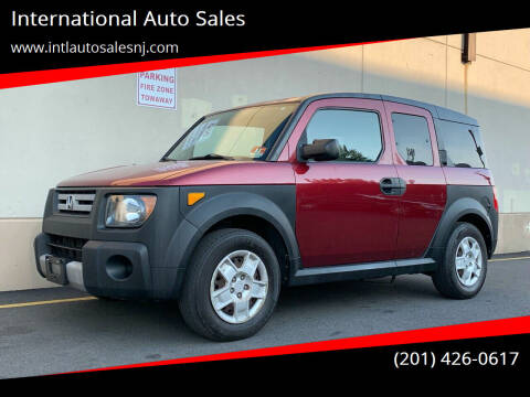 2007 Honda Element for sale at International Auto Sales in Hasbrouck Heights NJ
