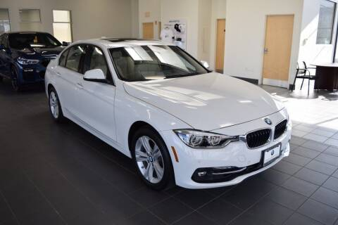 2017 BMW 3 Series for sale at BMW OF NEWPORT in Middletown RI
