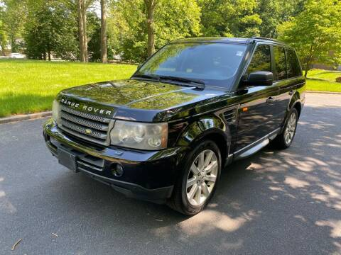 2006 Land Rover Range Rover Sport for sale at Bowie Motor Co in Bowie MD