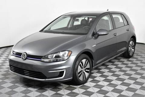 2018 Volkswagen e-Golf for sale at Southern Auto Solutions - Georgia Car Finder - Southern Auto Solutions-Jim Ellis Volkswagen Atlan in Marietta GA