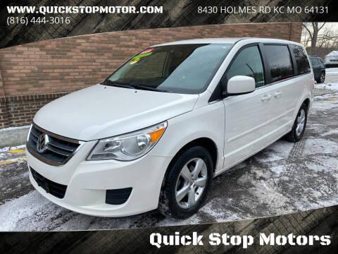 2009 Volkswagen Routan for sale at Quick Stop Motors in Kansas City MO