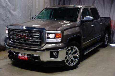 2014 GMC Sierra 1500 for sale at Fincher's Texas Best Auto & Truck Sales in Houston TX