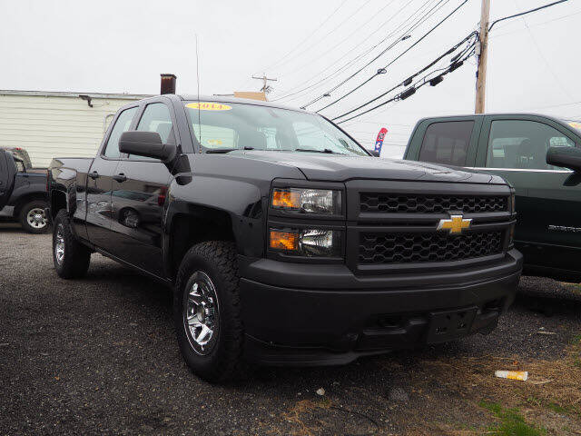 2014 Chevrolet Silverado 1500 for sale at East Providence Auto Sales in East Providence RI