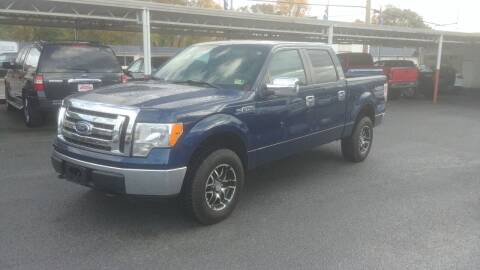 2010 Ford F-150 for sale at Lewis Used Cars in Elizabethton TN