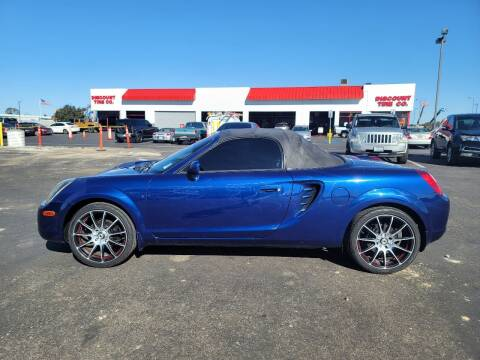 2002 Toyota MR2 Spyder for sale at Online Auto Group Inc in San Diego CA