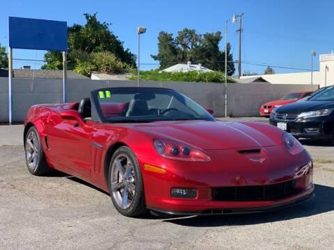 2011 Chevrolet Corvette for sale at H & K Auto Sales & Leasing in San Jose CA