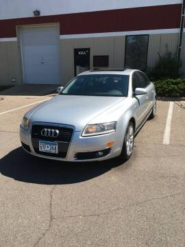 2007 Audi A6 for sale at Specialty Auto Wholesalers Inc in Eden Prairie MN