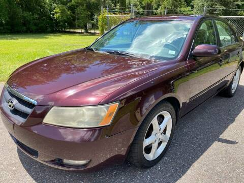 2006 Hyundai Sonata for sale at Carlyle Kelly in Jacksonville FL