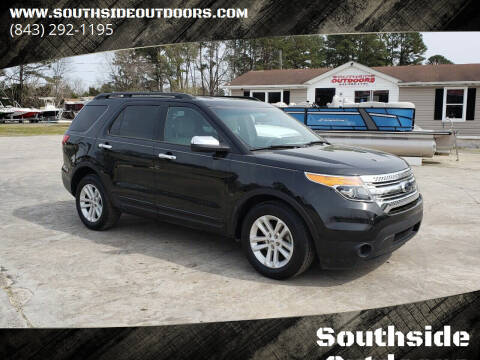 2013 Ford Explorer for sale at Southside Outdoors in Turbeville SC